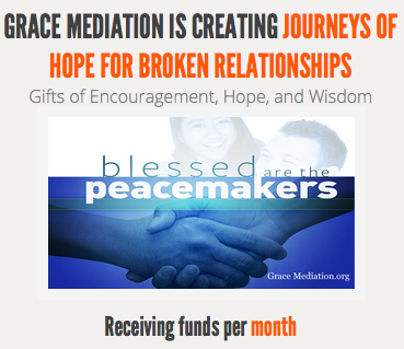 Grace Mediation is entirely supported by your kind donations.